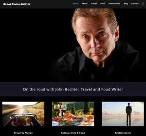 Freelance Travel Writer John Bechtel