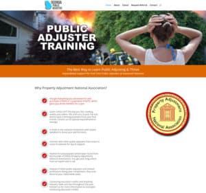 Public Adjuster Training