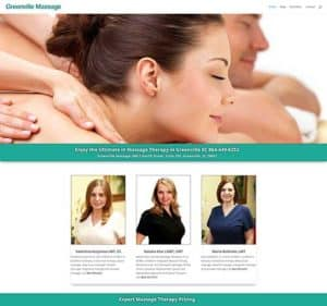 Massage Therapist in Greenville South Carolina